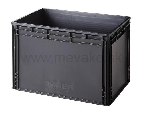 b6984201f Plastová EURO prepravka 600x400x420 mm - ESD | MEVA-SK s.r.o. ...