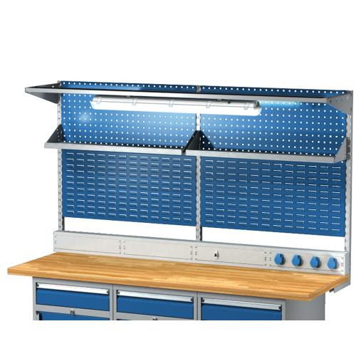 cc2efb5f32d1 Nastavba pracovného stola 2000 mm s energokanálom vysoká empty